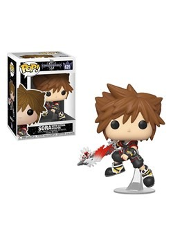 Pop! Disney: Kingdom Hearts 3 S2 - Sora w/ Ultimate Weapon