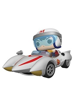 Pop! Ride: Speed Racer - Speed w/ Mach 5