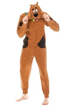 Scooby Doo Union Suit Alt 1