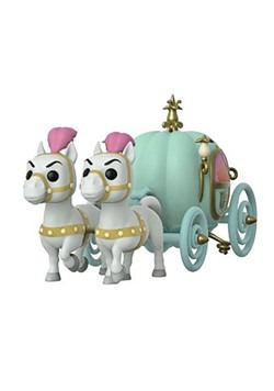 Pop! Rides: Cinderella- Cinderella's Carriage