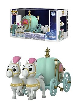 Pop! Rides: Cinderella- Cinderella's Carriage Alt 1