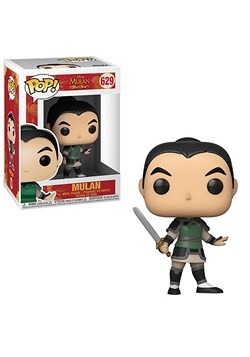 Pop! Disney: Mulan - Mulan as Ping