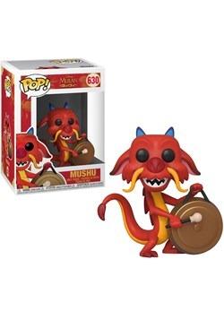 Pop! Disney: Mulan - Mushu w/ Gong