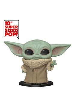 "Pop! Star Wars: Mandalorian- 10"" The Child Alt 1"