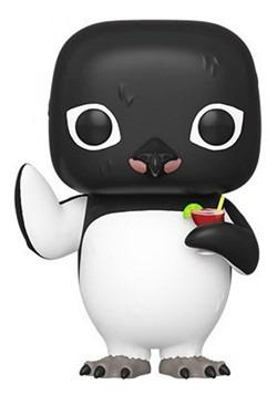 Pop! Movies: Penguin w/ Cocktail