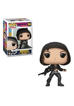 Pop! Heroes: Birds of Prey- Huntress