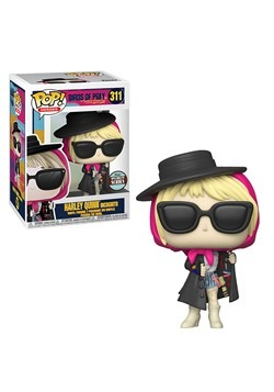 Pop! Heroes: Birds of Prey - Harley Quinn (Incognito) Specia