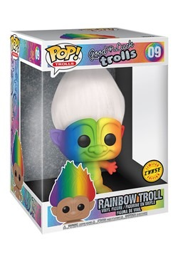 "Pop! Trolls: Trolls Classic- 10"" Multicolored Hair Alt 1"