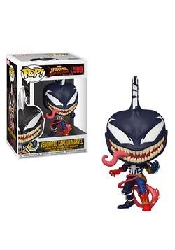 Pop! Marvel: Max Venom - Captain Marvel