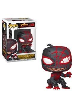 Pop! Marvel: Max Venom - Miles Morales Vinyl Figure