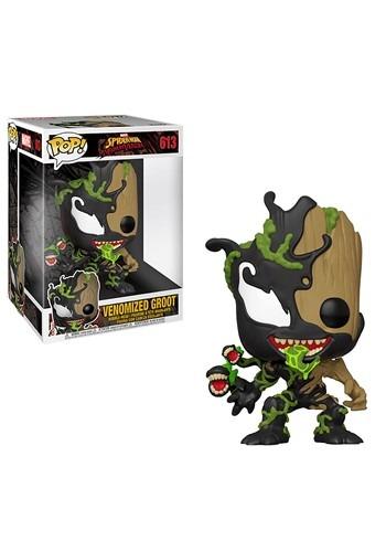 "Pop! Marvel: Max Venom - 10"" Groot"