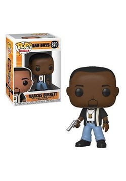 Pop! Movies: Bad Boys- Marcus Burnett