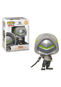 Pop! Games: Overwatch- Genji (OW2)