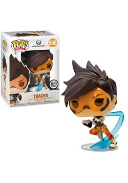 Pop! Games: Overwatch- Tracer (OW2)