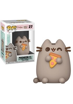 Pop! Pusheen- Pusheen w/ Pizza