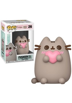Pop! Pusheen- Pusheen w/ Heart