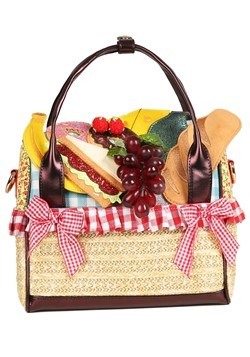 Irregular Choice What-A-Spread Picnic Handbag