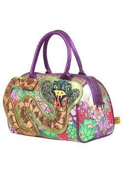 Irregular Choice Be Charming Snake Handbag Alt 1