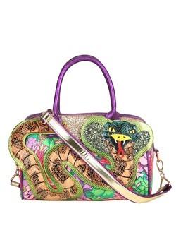 Irregular Choice Be Charming Snake Handbag Alt 3