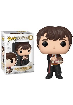 POP HP: HP- Neville w/ Monster Book