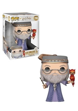 "POP HP: Harry Potter- 10"" Dumbledore w/Fawkes"