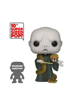 "POP HP: Harry Potter- 10"" Voldemort w/Nagini"