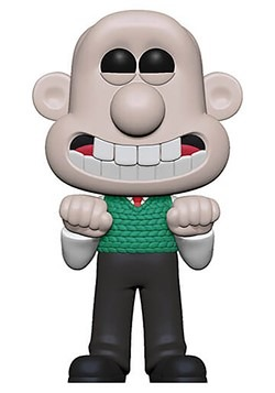 POP Animation: Wallace & Gromit- Wallace