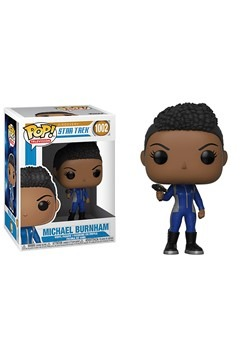 POP TV Star Trek Discovery Michael Burnham