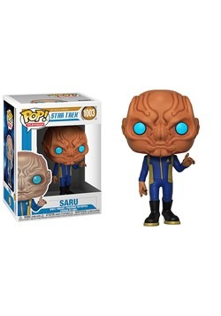 POP TV Star Trek Discovery Saru