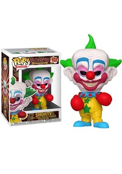 POP Movies KIller Klowns from Outer Space Shorty