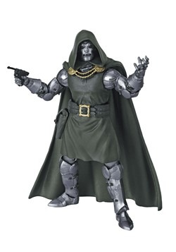 "Fantastic Four Marvel Legends Doctor Doom 6"" Action Figure"
