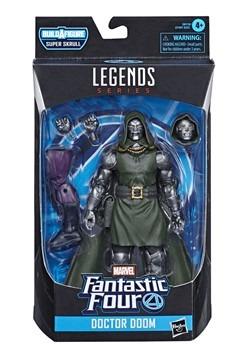 """Fantastic Four Marvel Legends Doctor Doom 6"""" Action Figure1"""