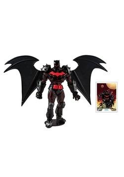 DC Armored Wave 1 Batman Hellbat Suit 7-Inch Action Figure A