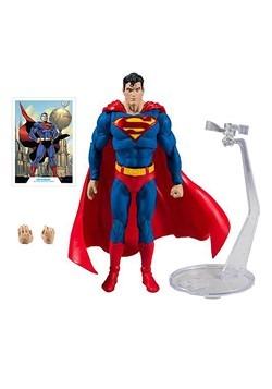 DC Batman Superman Wave 1 Modern Superman 7-Inch Action Figu