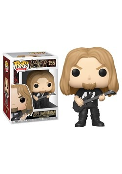 POP Rocks: Slayer - Jeff Hanneman