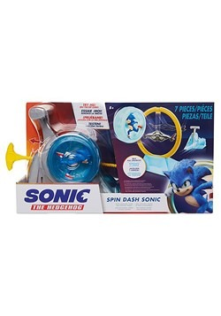 Sonic the Hedgehog Spin Dash Sonic