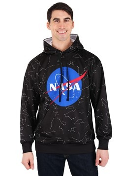 Men's NASA Constellations Hooded Pullover main