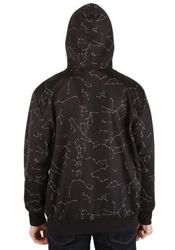 Men's NASA Constellations Hooded Pullover Alt 1