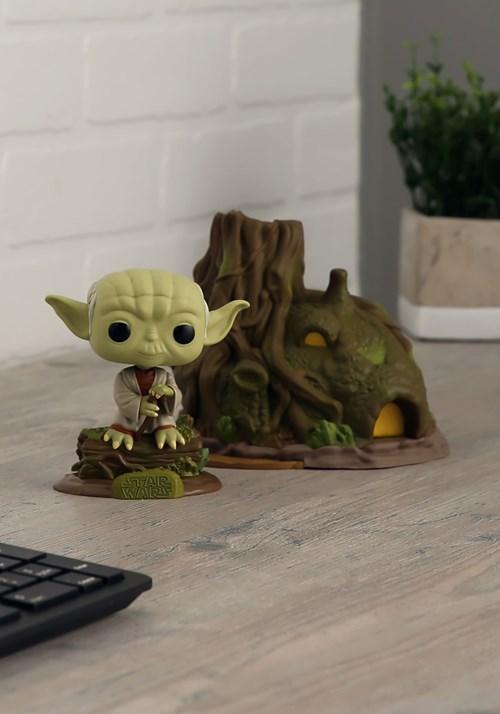 Star Wars - Pop! Town: Yoda's Hut Main UPD
