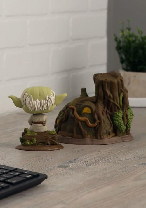 Star Wars - Pop! Town: Yoda's Hut Alt 2 Upd
