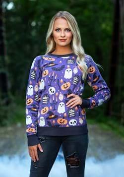 Adult Halloween Mischief Halloween Sweater