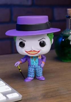 Pop! Heroes: Batman 1989 - Joker w/ Hat w/ Chase