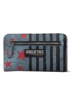 Birds of Prey Harley Quinn Caution Tape Tech Wallet Alt 4