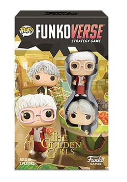 Pop! Funkoverse: Golden Girls 101 - Expandalone Board Game
