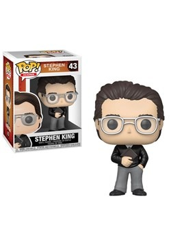 Pop! Icons-Stephen King