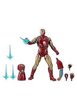 "Marvel Legends Iron Man Man LXXXV 6"" Action Figure"