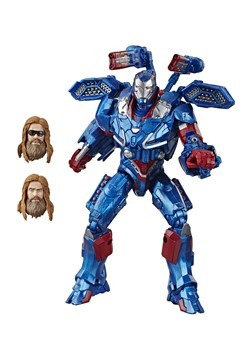 "Marvel Legends Iron Patriot 6"" Action Figure"