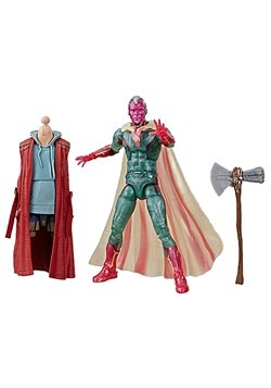 "Marvel Legends Vision 6"" Action Figure"