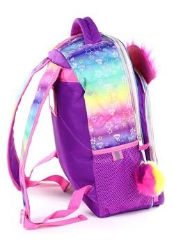 Trolls Poppy 3D Kids Backpack W/ Pom Pom  Alt 1