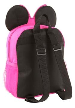 "Minnie Mouse 10"" Big Face Mini Backpack Alt 1"